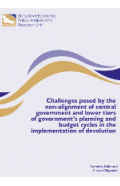 Nonalignment of Governement Tiers